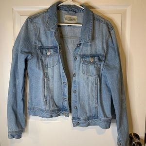Jean jacket from Marshall's worn a few times